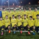 Campionato Regionale Giovanissimi – 29° giornata (14° ritorno) – Mercoledì 23 marzo 2016.