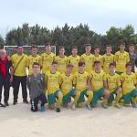 Campionato Regionale Allievi – Domenica 20 Marzo 2016 – 28° giornata.