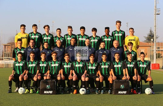 Allievi Lega Pro 2000 sassuolo