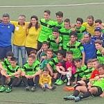 Coppa Giovanile Provinciale 2° Edizione 2015/2016 – Campioni Allievi Olimpique Priolo – Campioni  Giovanissimi Sport Palazzolo.