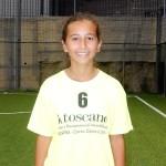 La giovane Mara Marchetta (F24 MESSINA)