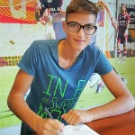 Acr Messina – Michele Cinquemani nell' Under 17 Lega Pro.