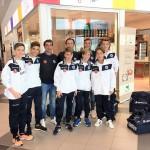 Sport Tommaso Natale: stage a Roma per 6 giovani.