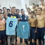 Campionato Regionale Fascia B Allievi – Giovanissimi – 2° giornata –  domenica 23 ottobre 2016 –