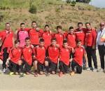 Squadra GIOVANISSIMI regionali F24 MESSINA