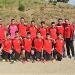 Campionato Regionale Giovanissimi – 10° giornata –  domenica 27 novembre 2016 –