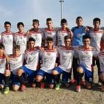 Campionato Regionale Allievi – 8° giornata –  domenica 13 novembre 2016 –