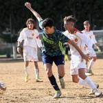 Campionato Regionale Fascia B Allievi – Giovanissimi – 6° giornata –  domenica 20 novembre 2016 –
