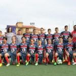 Campionato Regionale Giovanissimi – 8° giornata –  domenica 13 novembre 2016 –