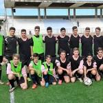 Campionato Regionale Giovanissimi  – 7° giornata –  domenica 06 novembre 2016 –
