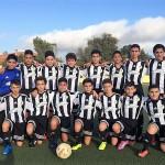 Campionato Regionale Fascia B Allievi – Giovanissimi – 10° giornata –  domenica 11 dicembre 2016 –