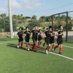Campionato Regionale Fascia B – Giovanissimi Girone Orientale – 15° giornata –  domenica 08 gennaio 2017
