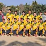 Campionato Regionale Fascia B – Allievi e Giovanissimi  –  domenica 26 febbraio 2017 –
