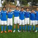 Campionato Regionale Giovanissimi – 18° giornata –  si riprende domenica 05 marzo 2017 –