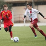 Campionato Regionale Giovanissimi – 17° giornata –  domenica 12 febbraio 2017 –