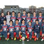 Campionato Regionale Giovanissimi – 19° giornata – domenica 12 marzo 2017 –