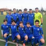 Campionato Regionale Giovanissimi – 18° giornata – domenica 05 marzo 2017 –