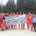 Mediterranea Vs. Olimpique Priolo  – 22°giornata – Allievi Regionali – cronaca.
