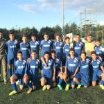 Campionati Regionali 2017-2018 – programma, risultati e classifiche – 9° giornata – Allievi e Giovanissimi.