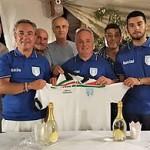 Giardini Naxos 2018-19, panchina Allievi Regionali affidata a mr. Gulisano