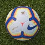 Merlin, il nuovo pallone della Serie A 2018-2019