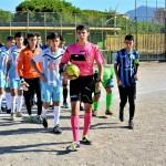 Monreale vs Città di Ribera – Under 15 – 2°giornata – domenica 30/09/2018 – cronaca.